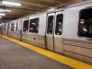 PATH Rapid-Transit System