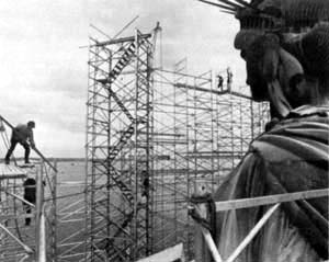 Statue of Liberty Restoration