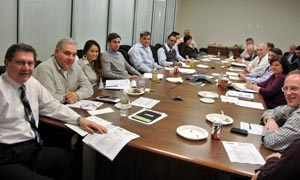 ASCE Met Section Board of Directors Meeting